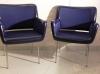 Kukkapuron siniset tuolit