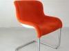 Pajamiehen oranssi tuoli 8 kpl
