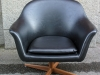 60-luvun nojatuoli