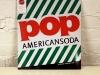 Pop American Soda-kyltti