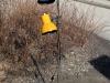 Keltainen jalkavalaisin