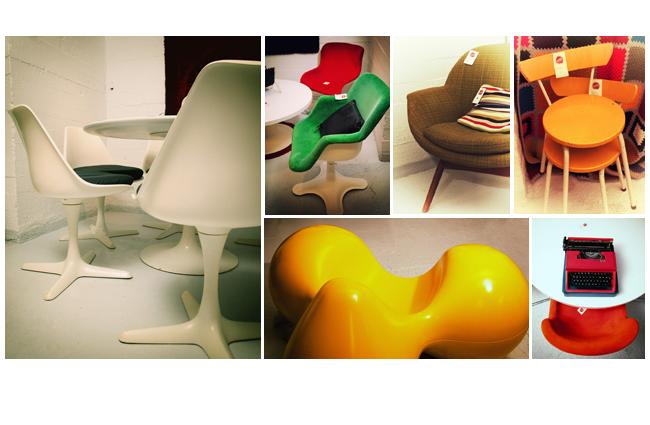 70 Luvun huonekalut – Lähellä tulisija